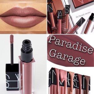 NARS Velvet Lip Glide Paradise Garage
